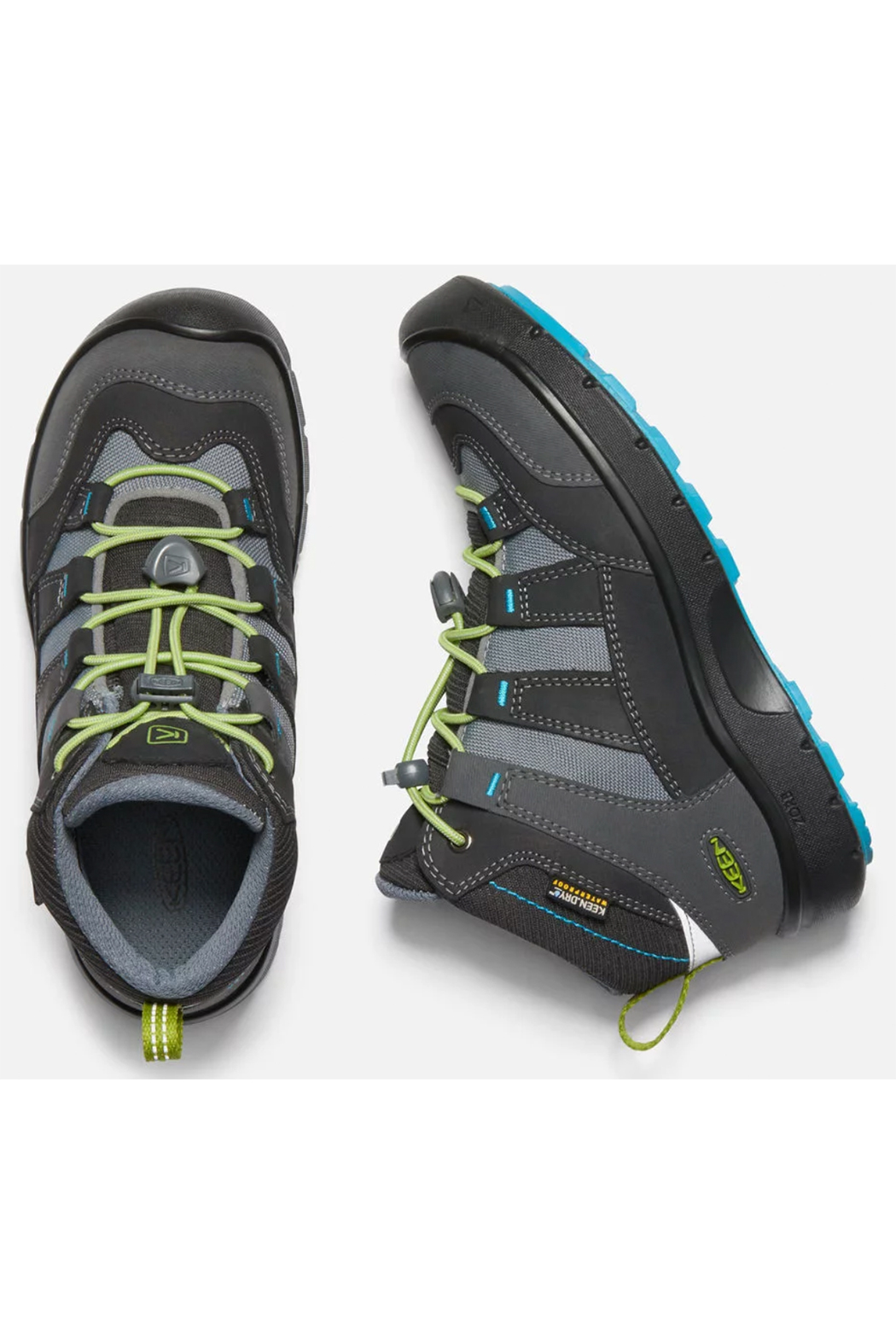 Keen Hikeport Waterproof Mid - Front Full Image