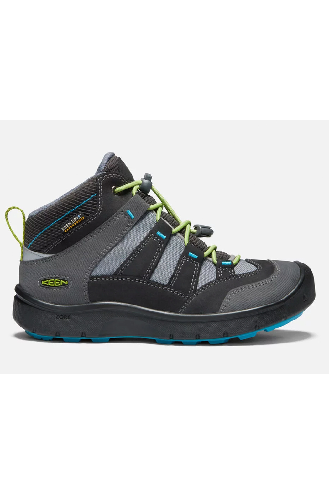 Keen Hikeport Waterproof Mid - Front Cropped Image