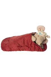 Maileg Hiker Mouse Big Sister - Front full body