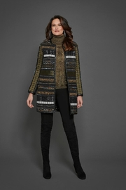 Hilary Radley Multi Texture Jacket - Product Mini Image