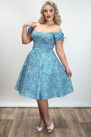 Heart Of Haute Hilda Daisy Dress - Front cropped