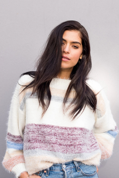 Gentle Fawn Hilda Striped Pullover Sweater - Product List Image