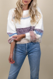 Gentle Fawn Hilda Striped Pullover Sweater - Other