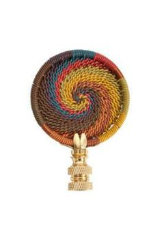 Shoptiques Product: Gaia Lamp Finial