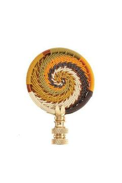 Shoptiques Product: Bantu Lamp Finial