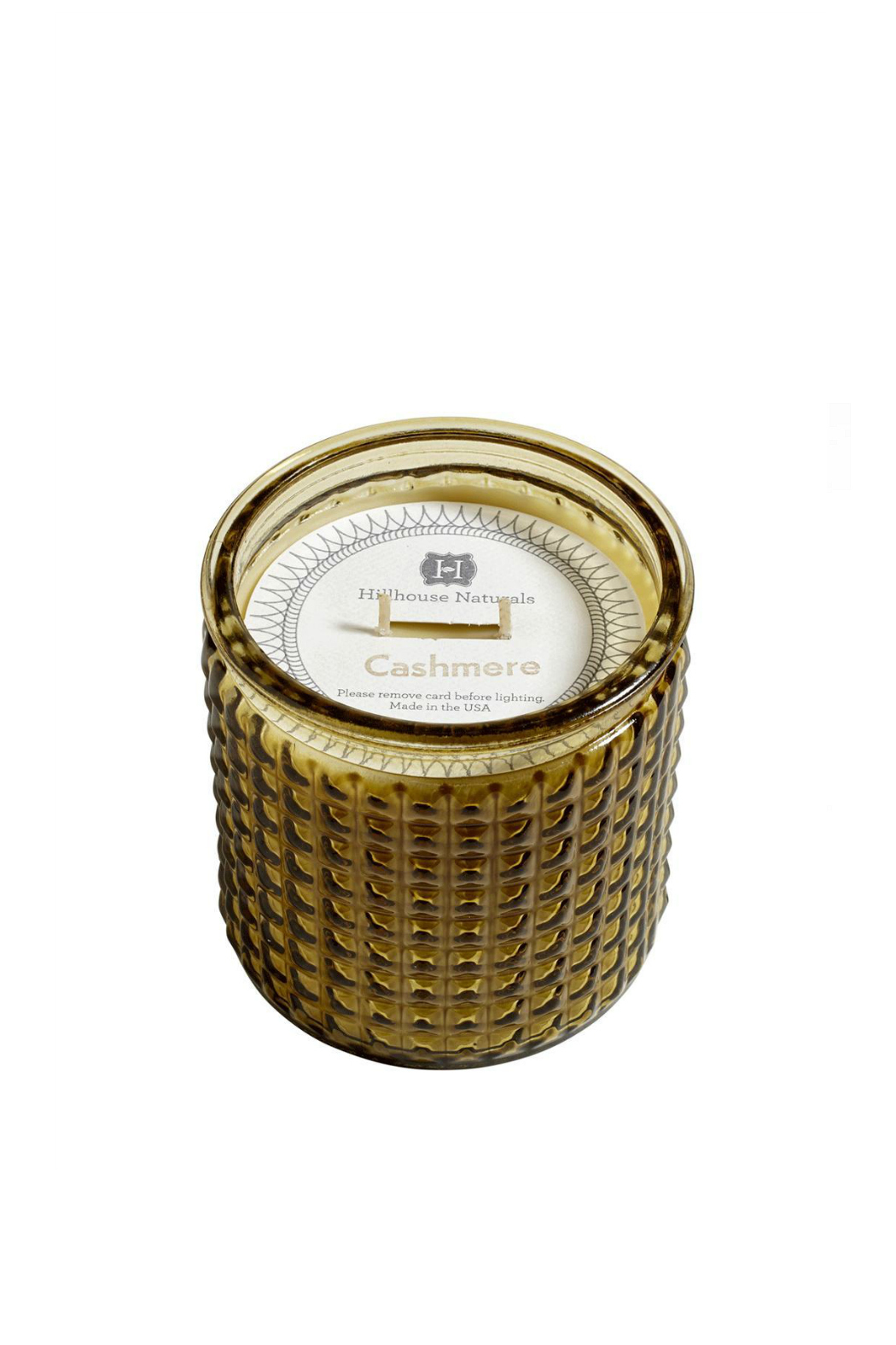 Hillhouse Naturals Cashmere Candle - Front Cropped Image