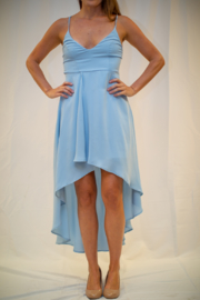 Starrs On Mercer HiLo Dress - Front cropped