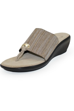 CHARLESTON Hilton Thong Sandal - Alternate List Image