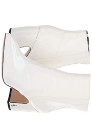 Sam Edelman Hilty White Bootie - Side cropped