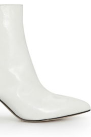 Sam Edelman Hilty White Bootie - Front full body
