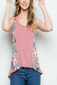 Acting Pro HInt of Floral Tank - Alternate List Image
