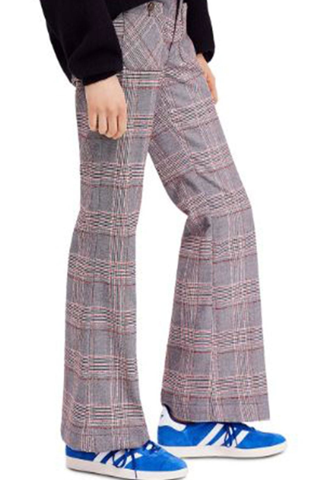 Free People Hip Hugging Flare - Front Full Image