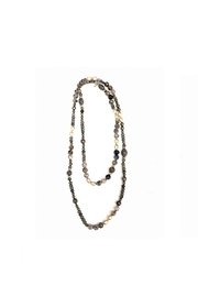 HIPCHIK  Beaded Necklace - Front cropped