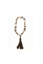 HIPCHIK  Beaded Tassel Necklace - Product Mini Image