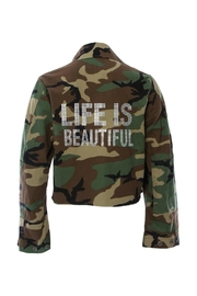 HIPCHIK  Camo Life Jacket - Product Mini Image