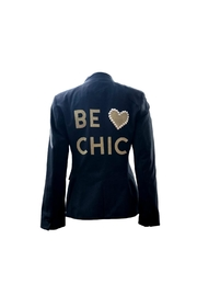 HIPCHIK  Chic Studded Blazer - Product Mini Image