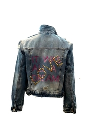 HIPCHIK  Dream Denim Jacket - Product Mini Image