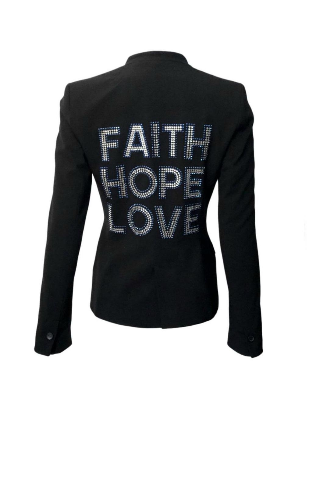 HIPCHIK  Faith Love Blazer - Main Image