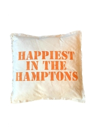 HIPCHIK  Hamptons Pillow - Product Mini Image