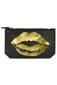 HIPCHIK  Leather Lips Pouch - Alternate List Image