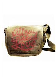 HIPCHIK  Love Messenger Bag - Product Mini Image