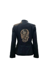 HIPCHIK  Rose Skull Blazer - Product Mini Image