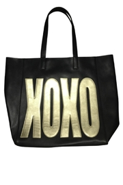 HIPCHIK  Vegan Leather Tote - Product Mini Image