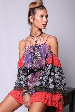 Dana Ashkenazi Hippi Dress - Product List Image