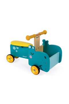 Janod Hippopotamus Ride One - Product List Image