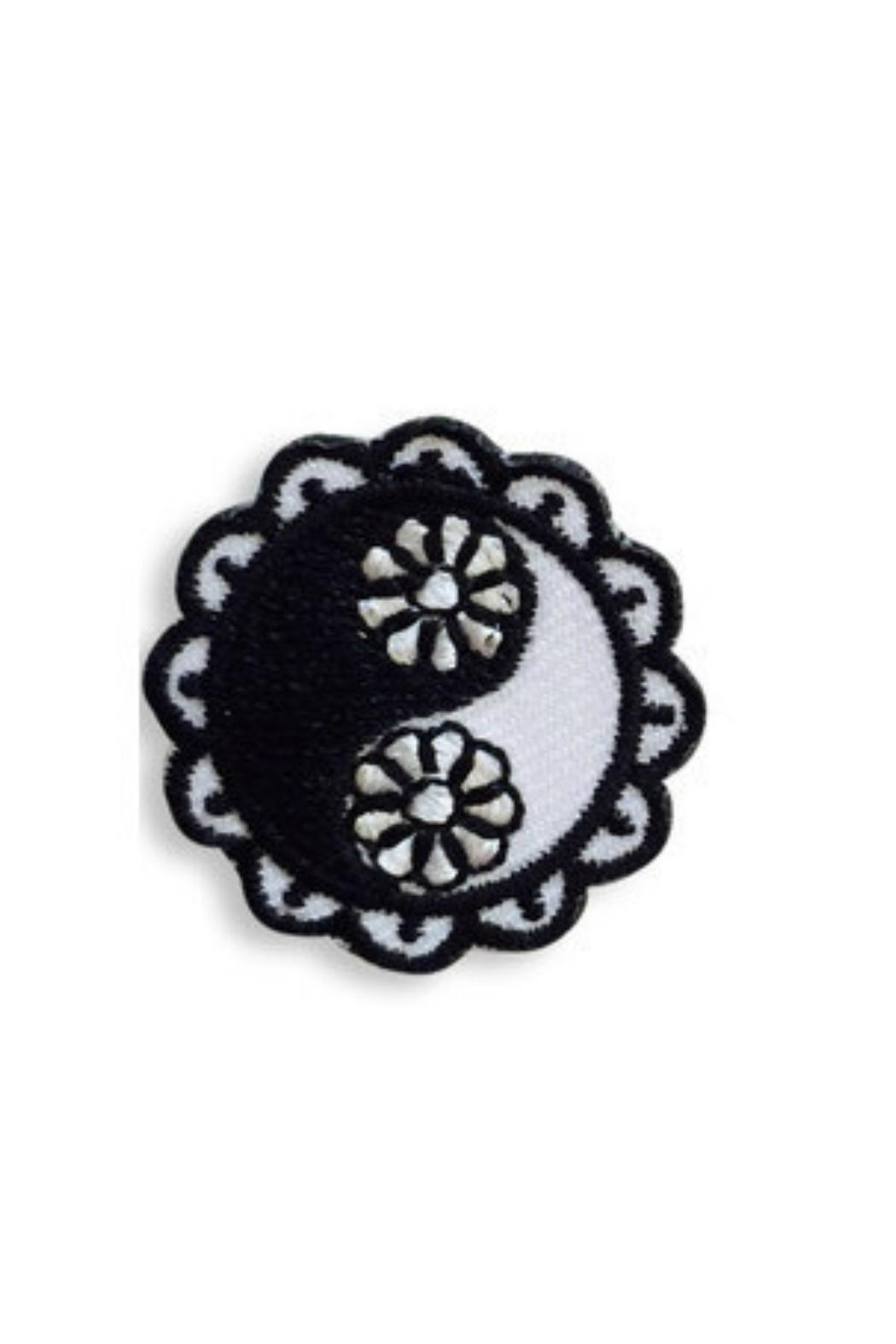 Hipstapatch Yin Yang Patch From New York By Lets Bag It Shoptiques