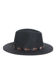 Rock Etiquette Hipster Feather Hat - Product Mini Image