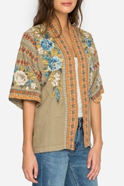 Johnny Was Hira Linen Kimono - Product Mini Image