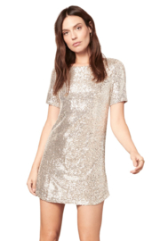 BB Dakota  Hit The Lights Dress - Front cropped