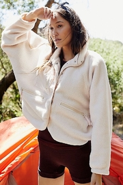 Free People Hit The Slopes Jacket - Side cropped