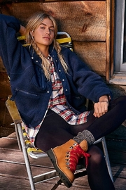 Free People Hit The Slopes Jacket - Front cropped