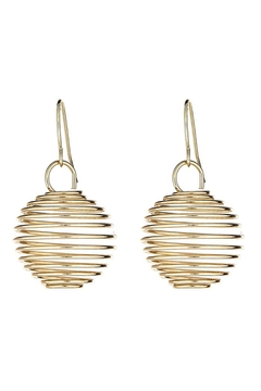 Fornash Hive Earrings - Alternate List Image