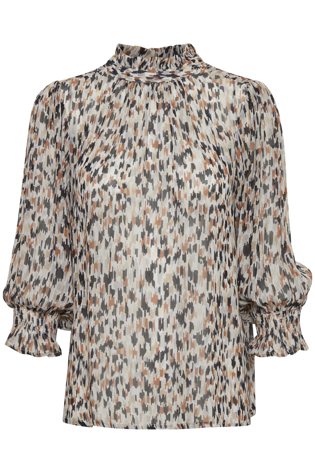 Part Two Hoas Blouse - Front Cropped Image