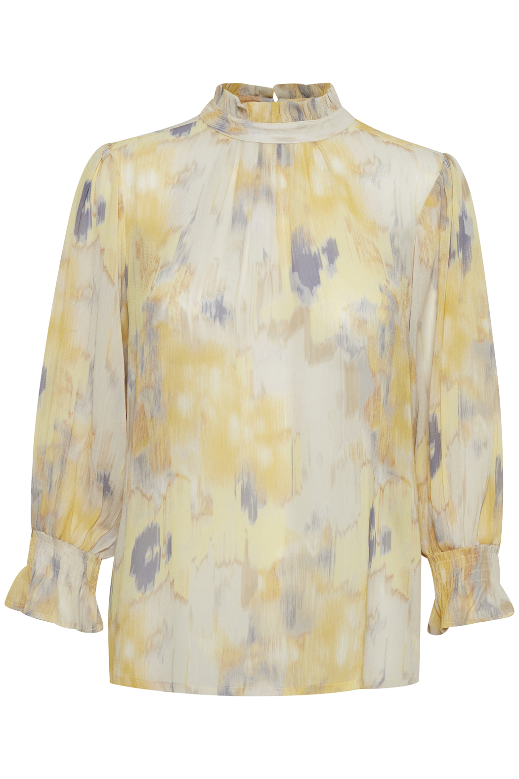 Part Two Hoas Blouse - Front Full Image