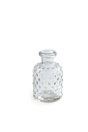 Mud Pie Hobnail Bud Vase - Front cropped