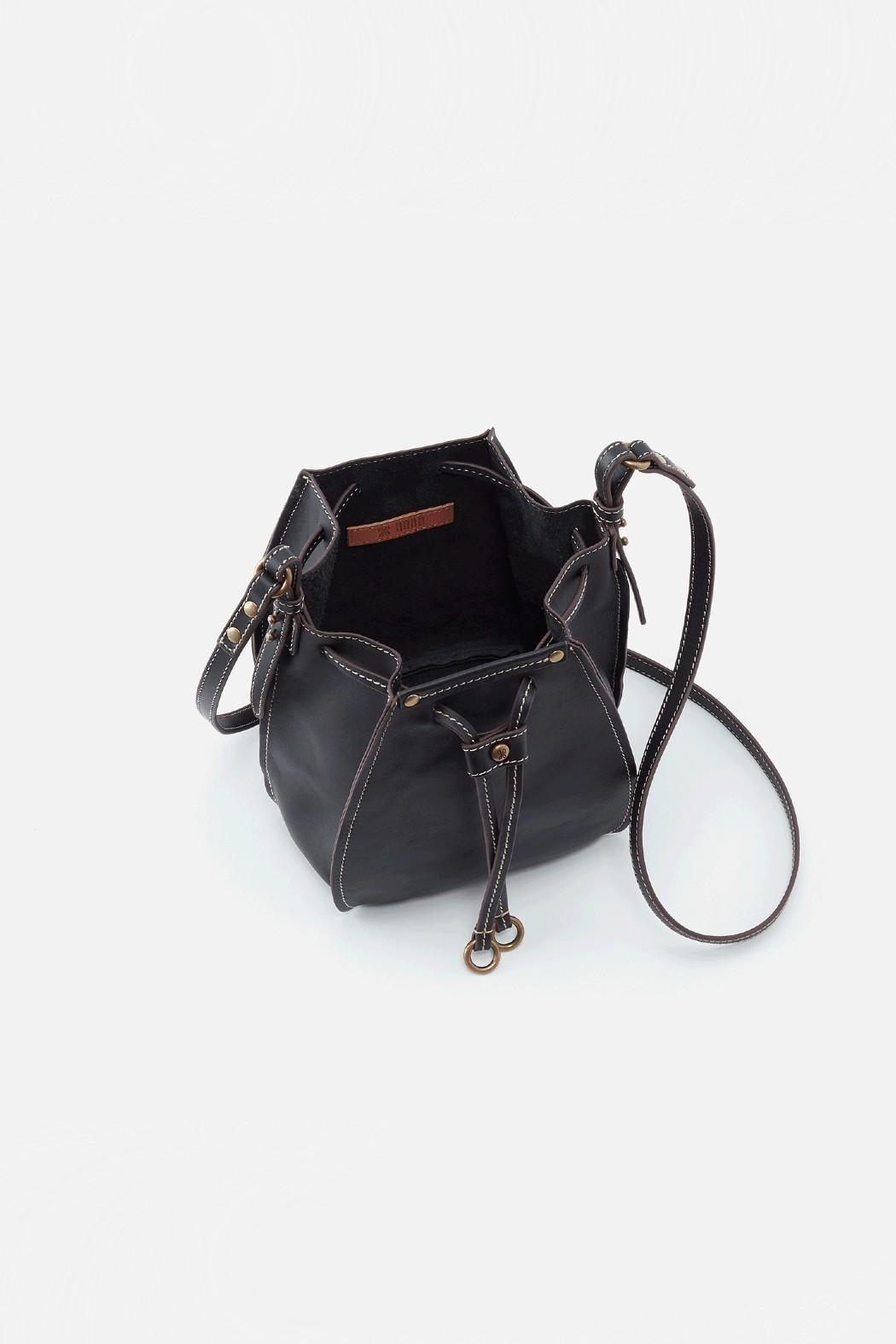 Hobo Cinder Crossbody Satchel - Front Full Image