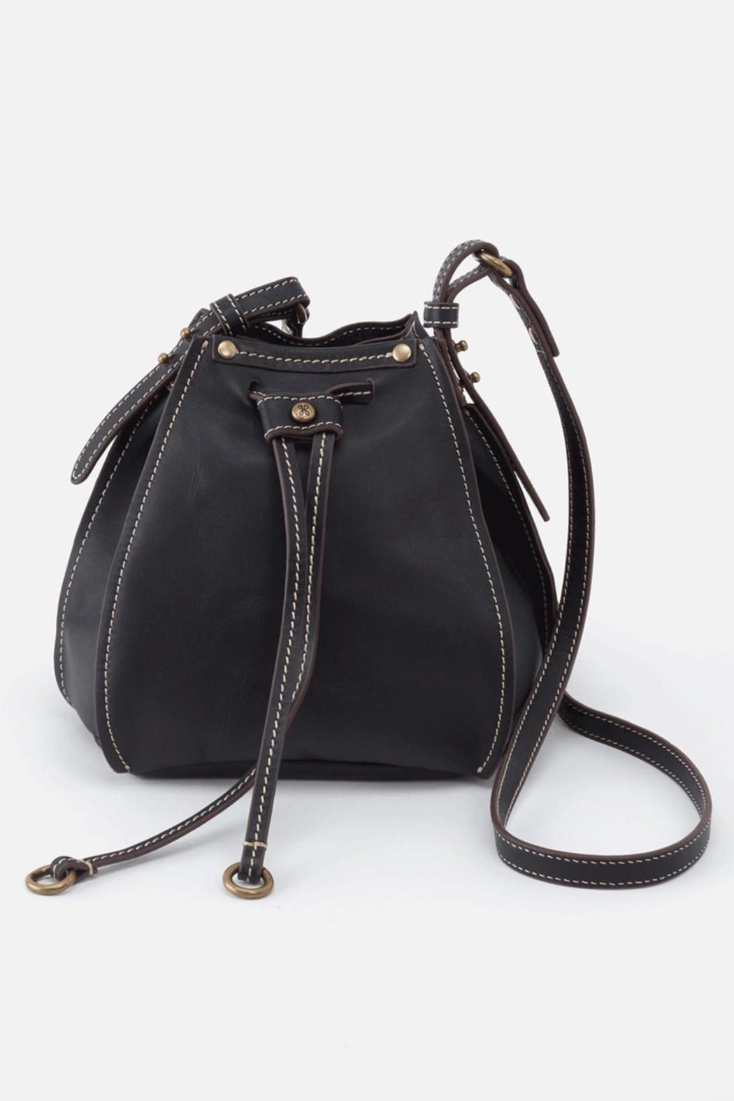 Hobo Cinder Crossbody Satchel - Front Cropped Image