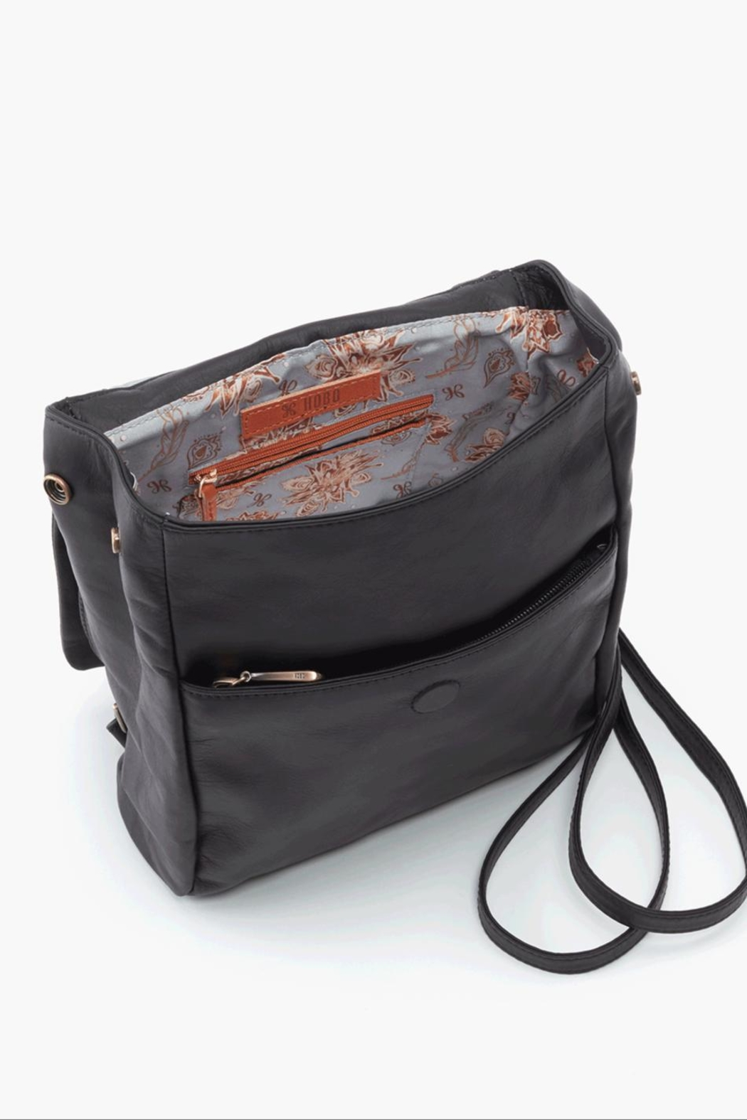 Hobo Convertible Backpack/purse - Side Cropped Image