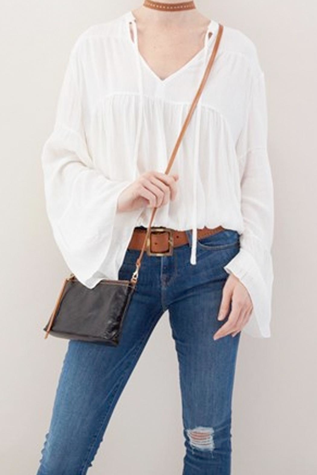 Hobo Darcy Convertible Crossbody - Side Cropped Image