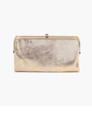 Hobo Bags  Hobo Distressed Gold Lauren - Front cropped