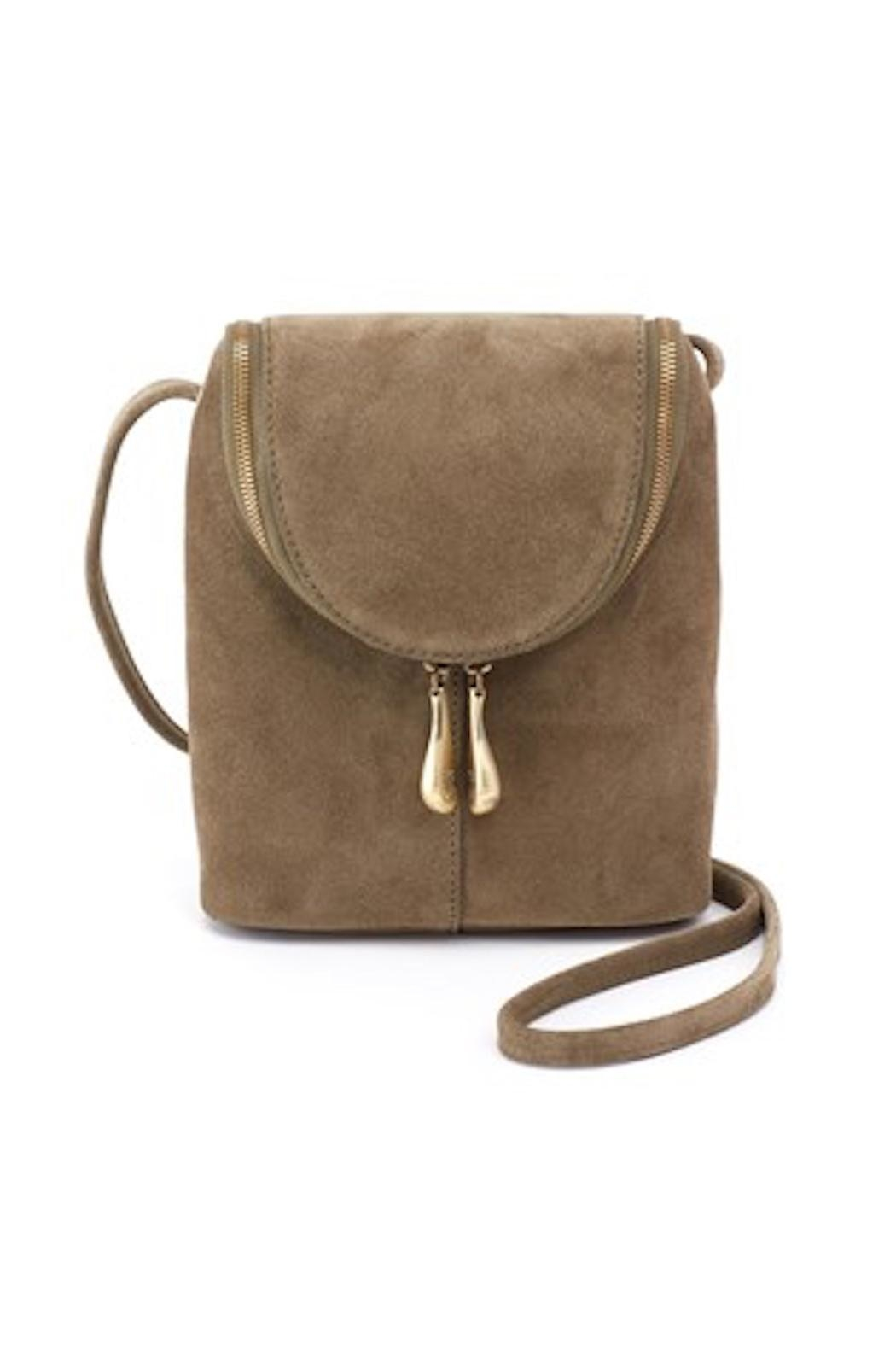 Hobo Fern Suede Bag - Main Image