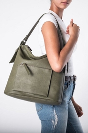 Co-Lab Hobo Handbag - Front cropped