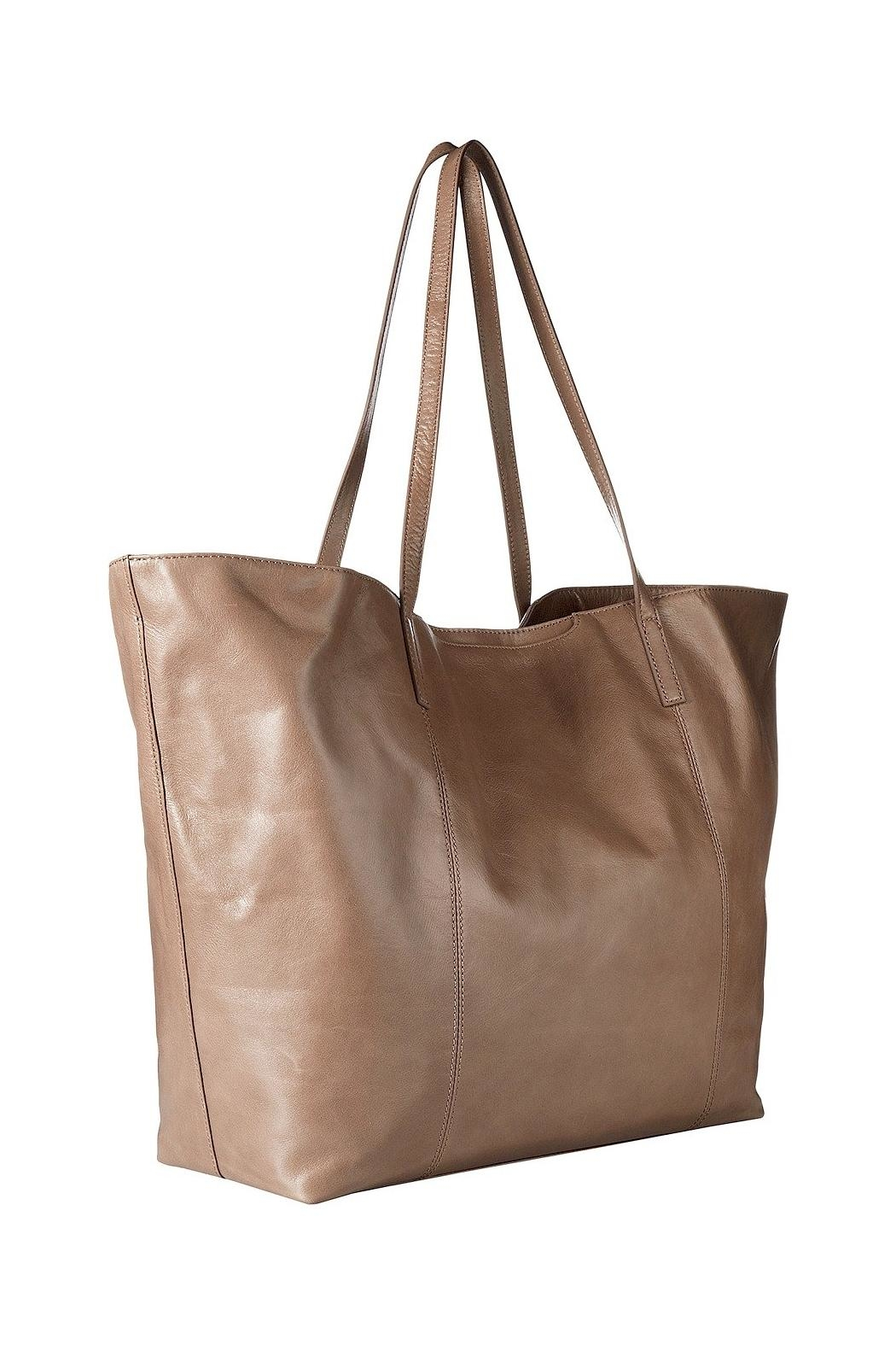Hobo Kingston Leather Tote - Front Full Image