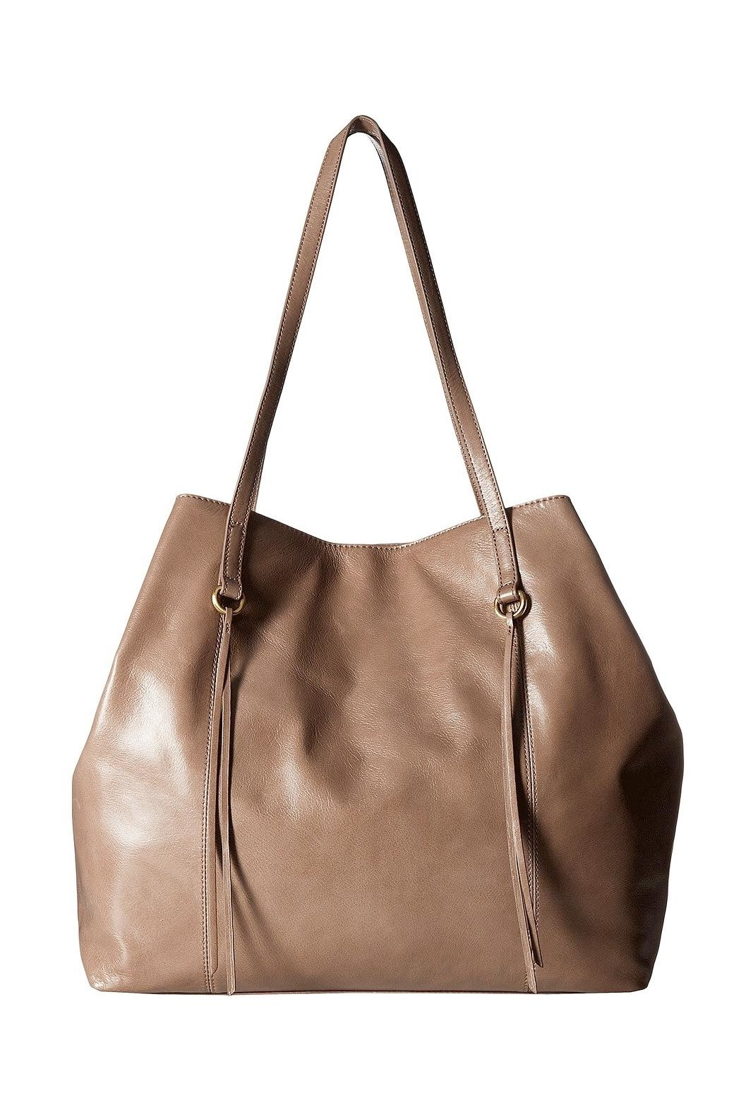 Hobo Kingston Leather Tote - Front Cropped Image