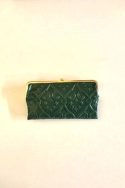 Hobo Lauren Green Wallet - Product Mini Image