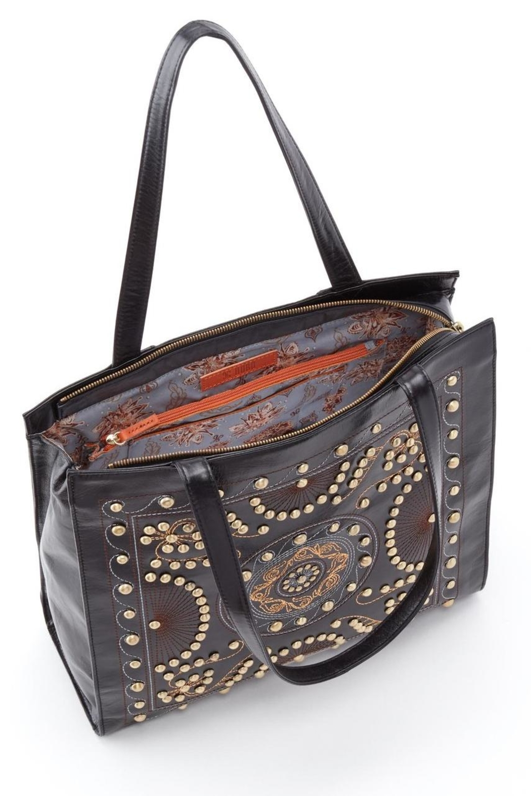 Hobo Avalon Leather Tote bag - Side Cropped Image
